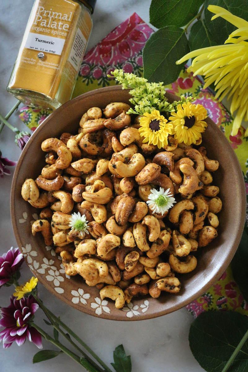 PaleOMG Thai Curry Cashews