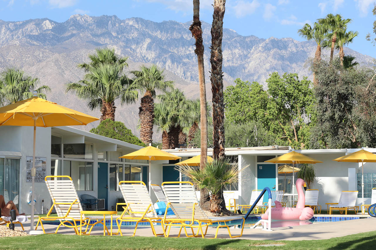 The Monkey Tree Hotel review - Palm Springs, USA | Wallpaper*
