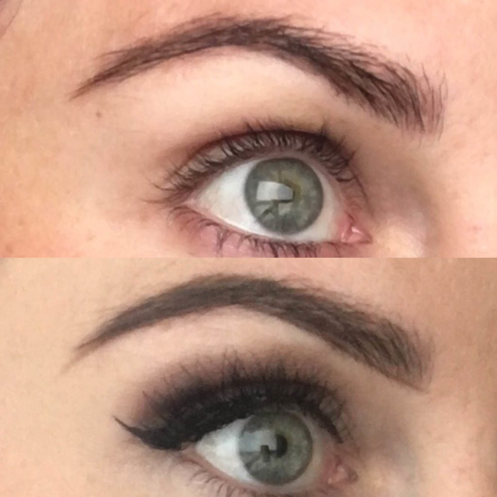 PaleOMG: My Experience with Microblading