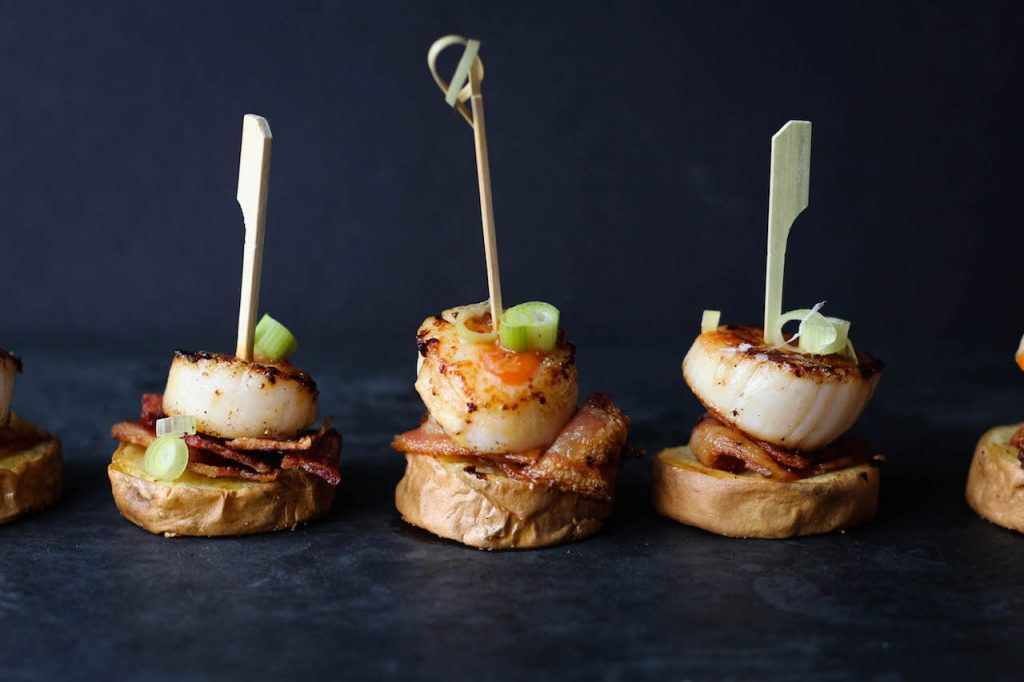 PaleOMG Bacon Scallop Stackers