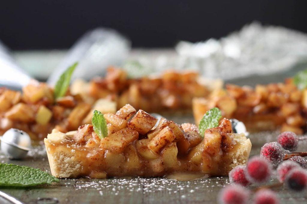 PaleOMG Caramel Apple Pie Cookies Bars