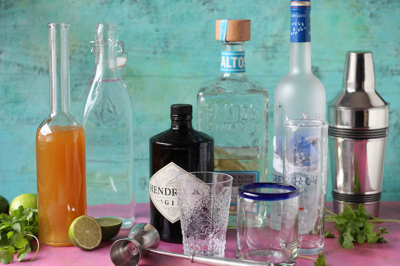 PaleOMG Cilantro Lime Cocktail Mixer