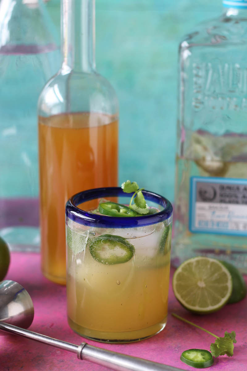 PaleOMG Cilantro Lime Cocktail Mixer