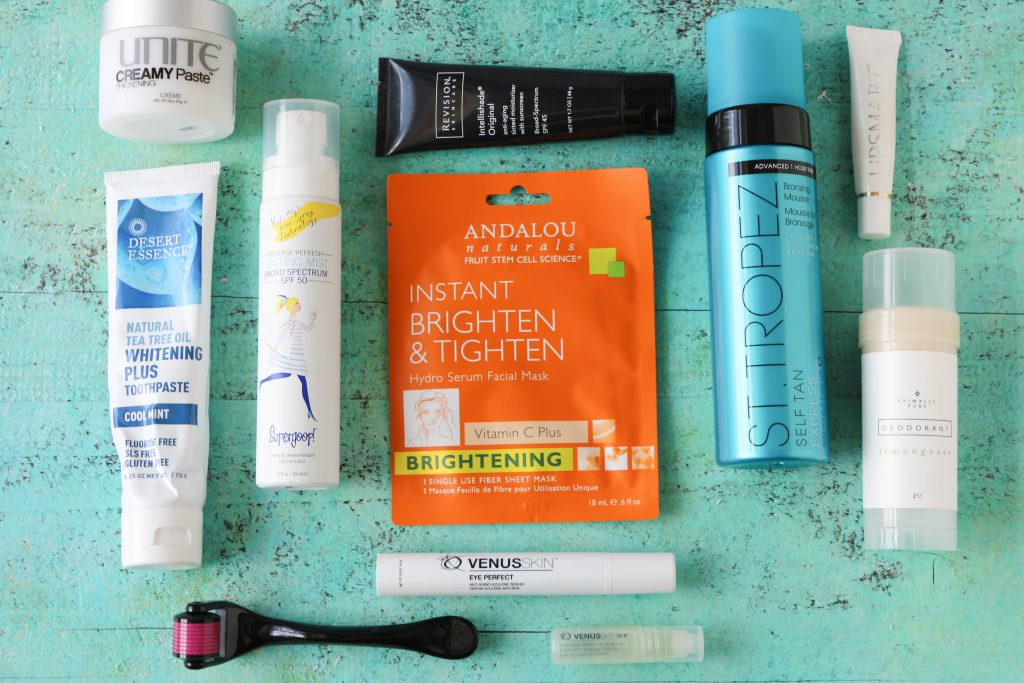 PaleOMG - My Favorite Beauty Products Right Now