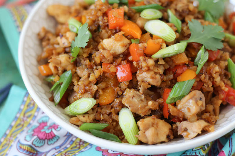 PaleOMG Chicken Fried Rice