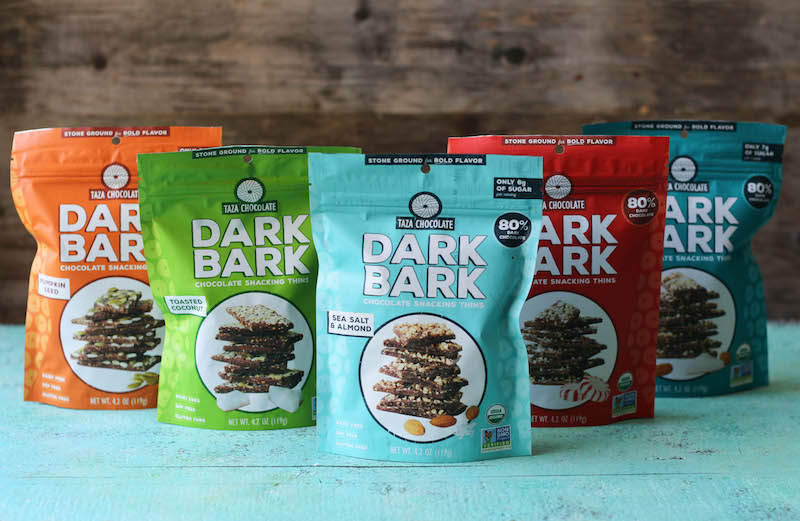 PaleOMG + Taza Chocolate & Their New Dark Bark (+ special discount for you!)