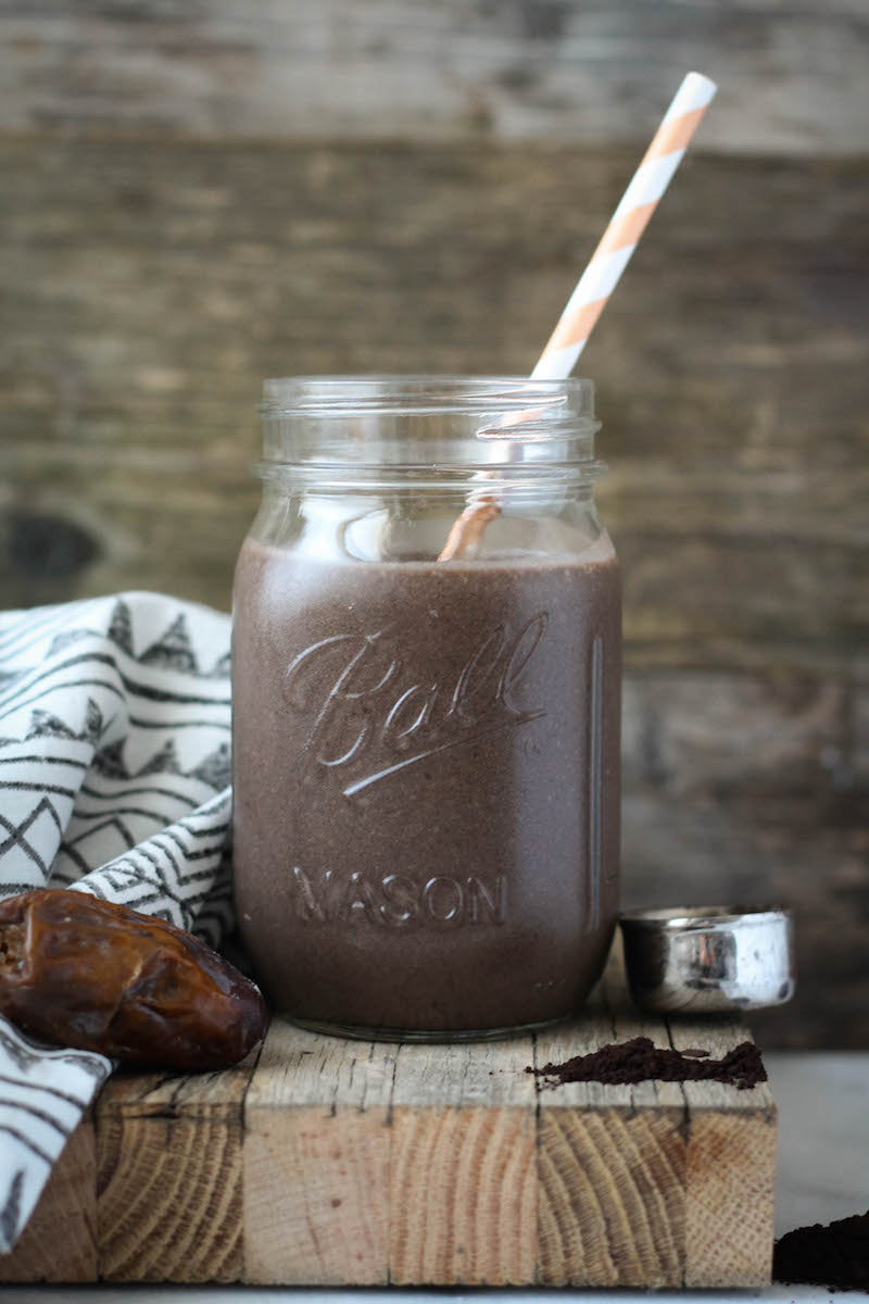 PaleOMG Brownie Batter Collagen Shake
