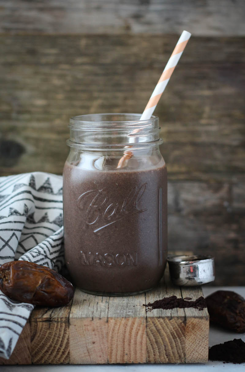 PaleOMG Brownie Batter Sweet Potato Collagen Shake
