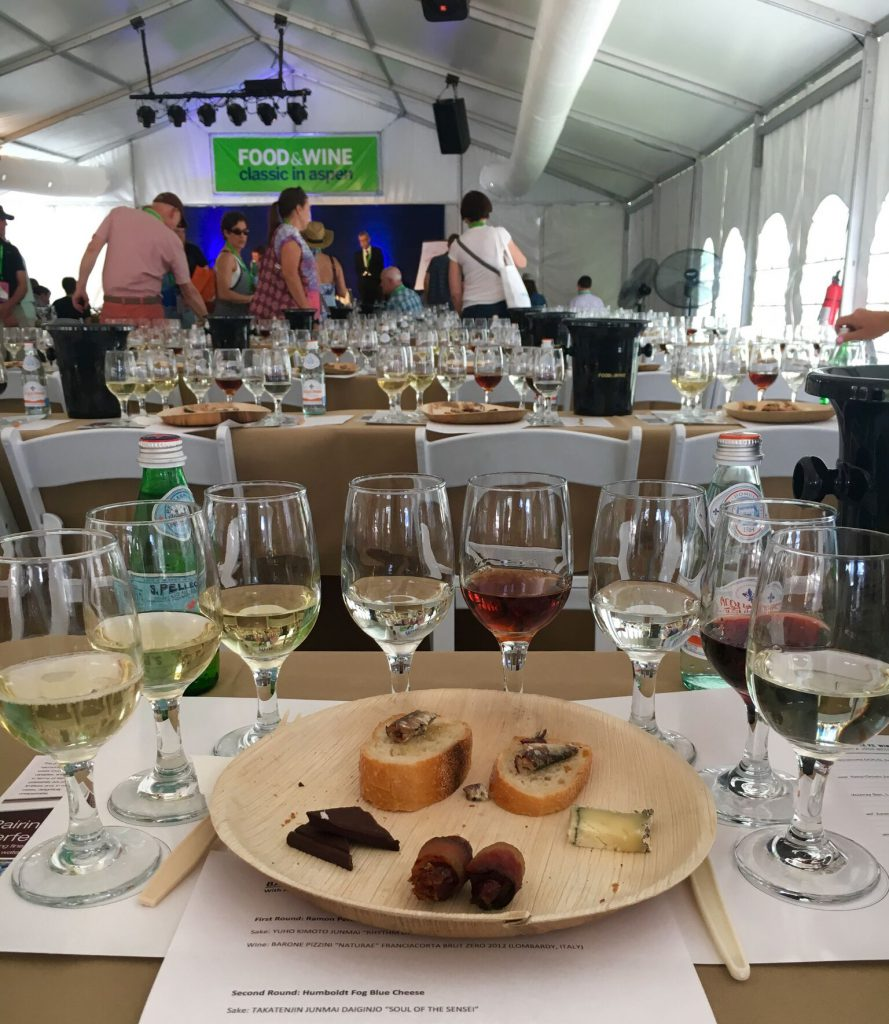 PaleOMG - Going to the Aspen Food & Wine Classic for the First Time