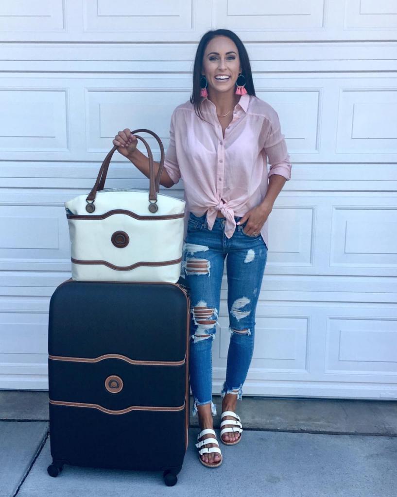 PaleOMG Santa Ynez Vacation Outfits