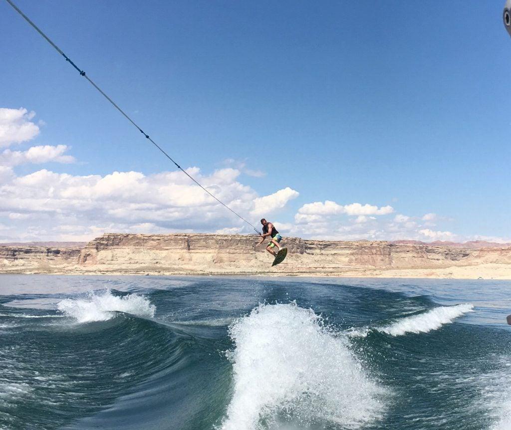 PaleOMG Travel: Lake Powell