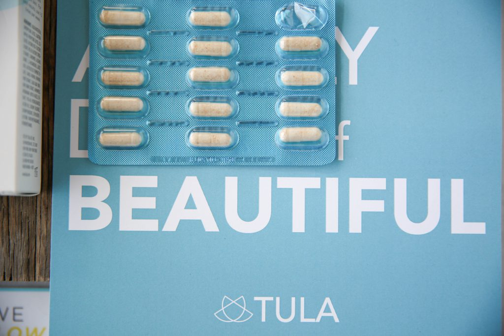 Tula's New Probiotics & Treatment Pads For Healthier and Clearer Skin