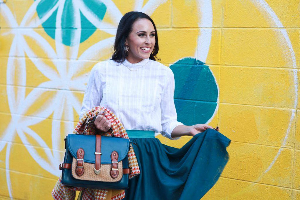 PaleOMG Fashion: Colors That Pop This Season