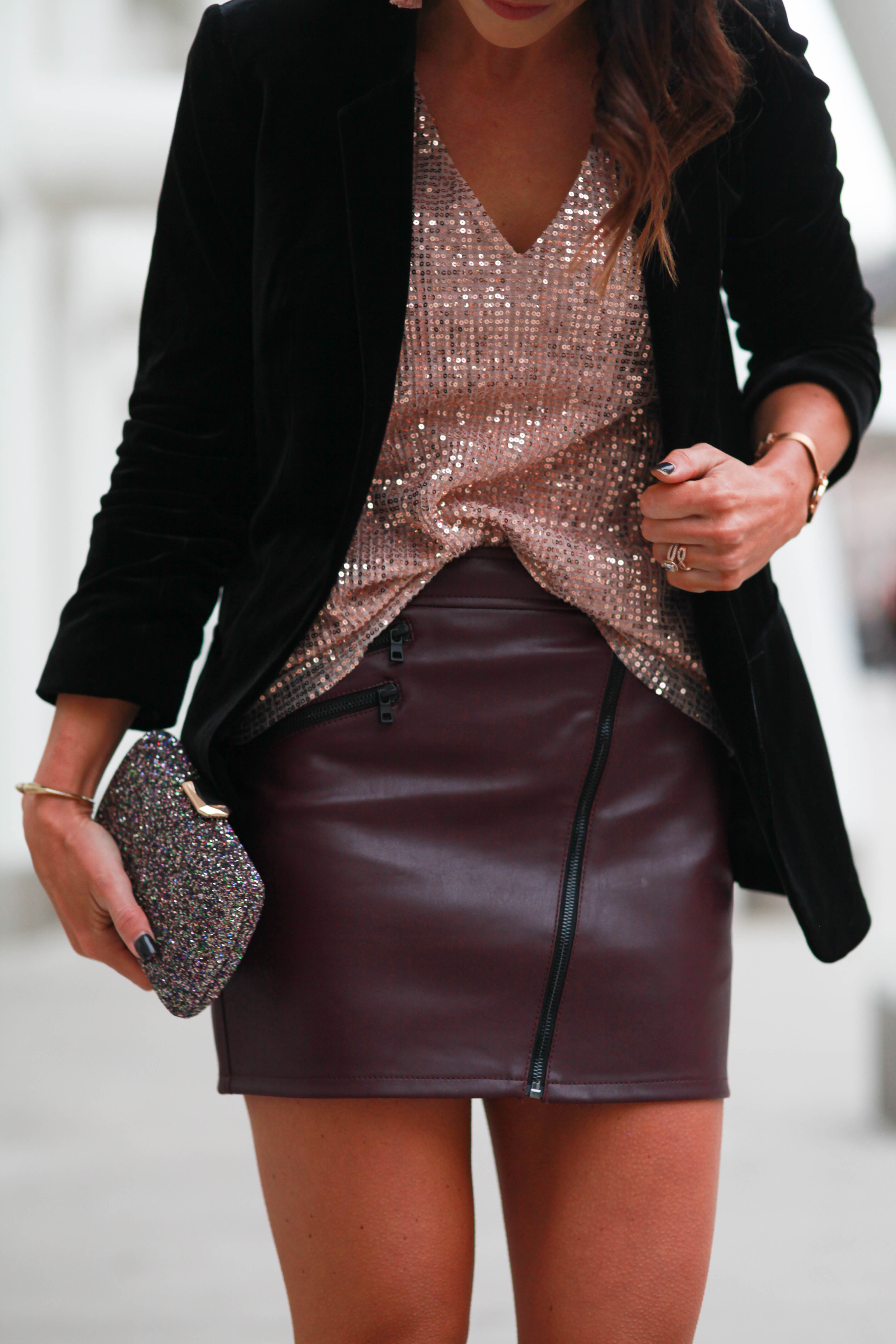 PaleOMG Fashion: Sequins Never Go Out of Style