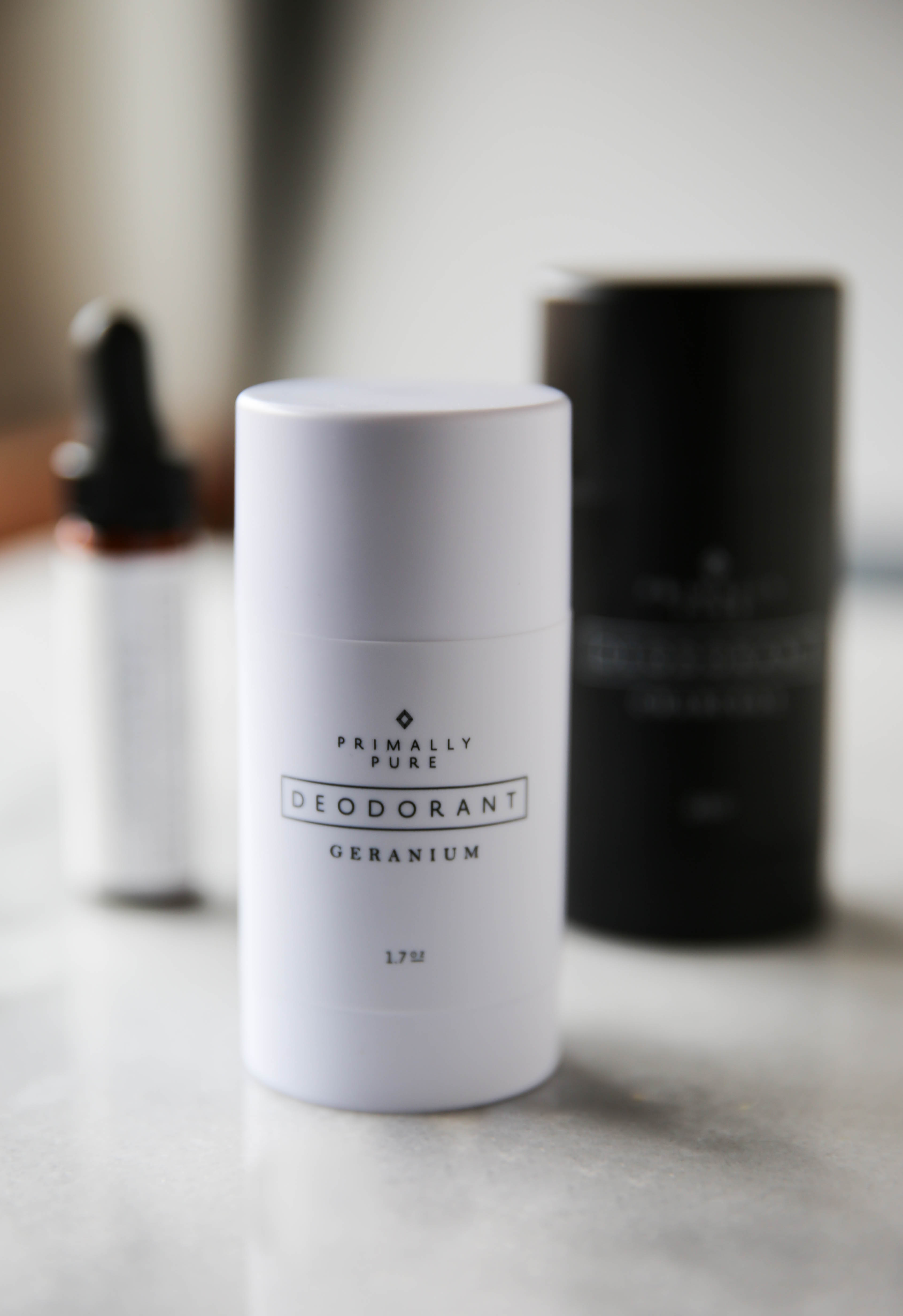 PaleOMG - NEW Charcoal Deodorant (and a face serum that is magical!)