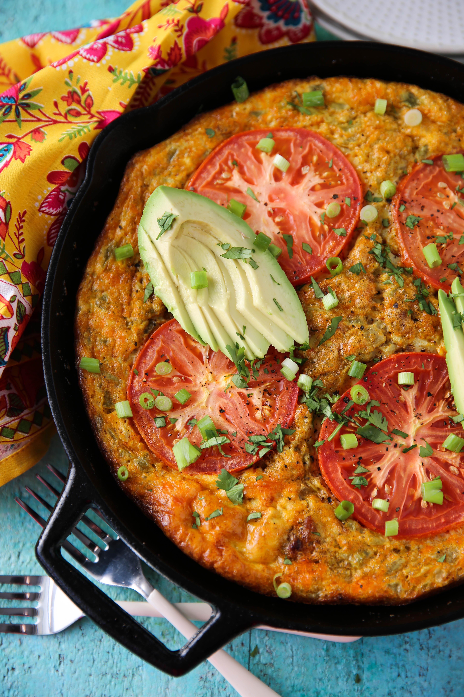 PaleOMG Mexican Chorizo Frittata