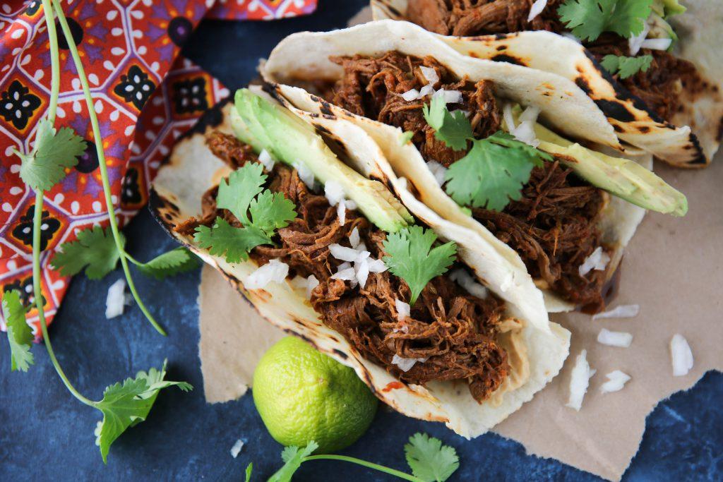 PaleOMG Instant Pot Barbacoa Tacos