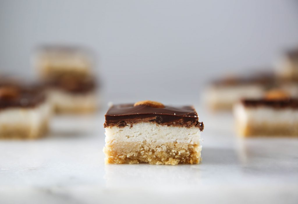 PaleOMG Almond Joy Bars