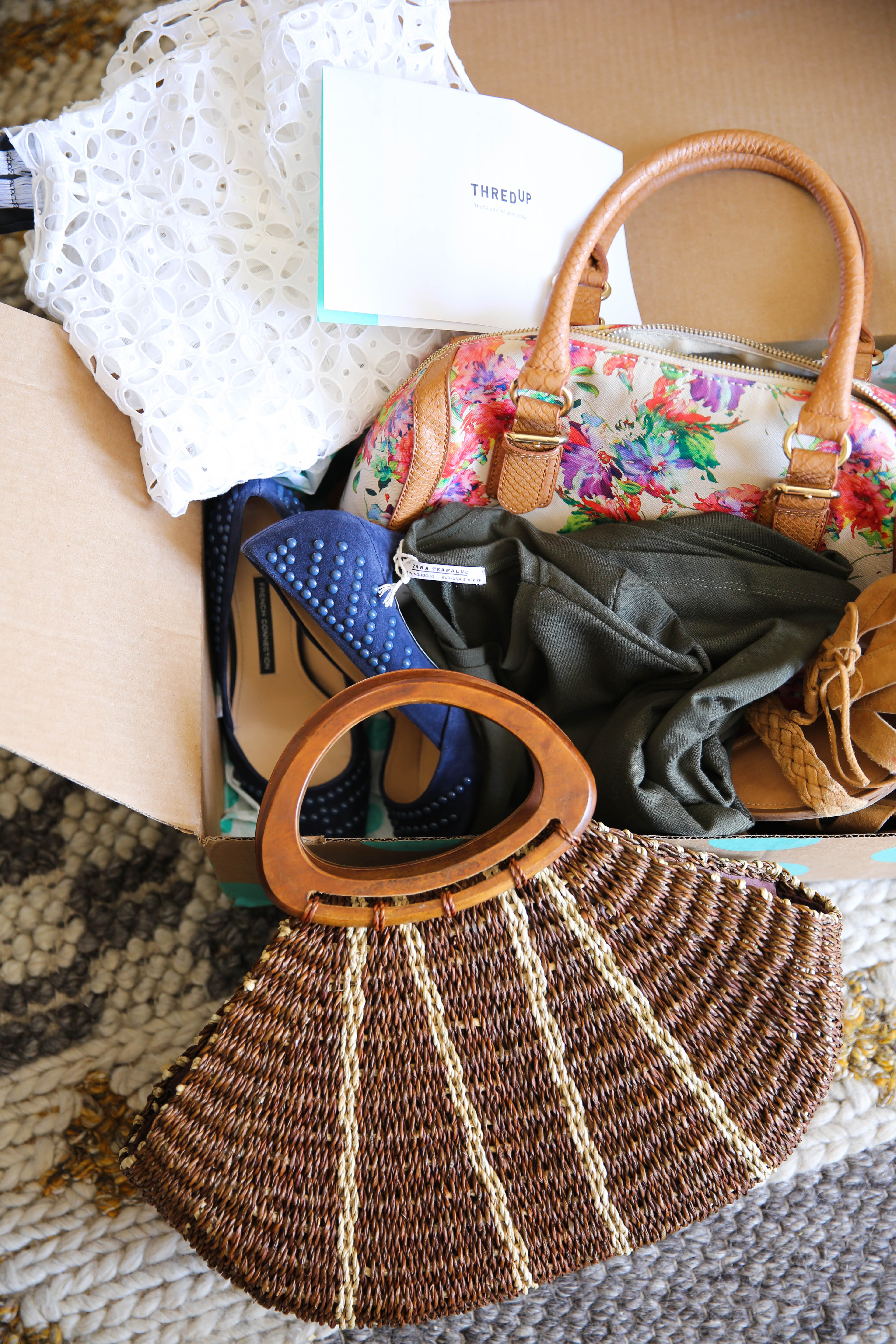 Refreshing Your Spring Wardrobe on a Budget (+ a special