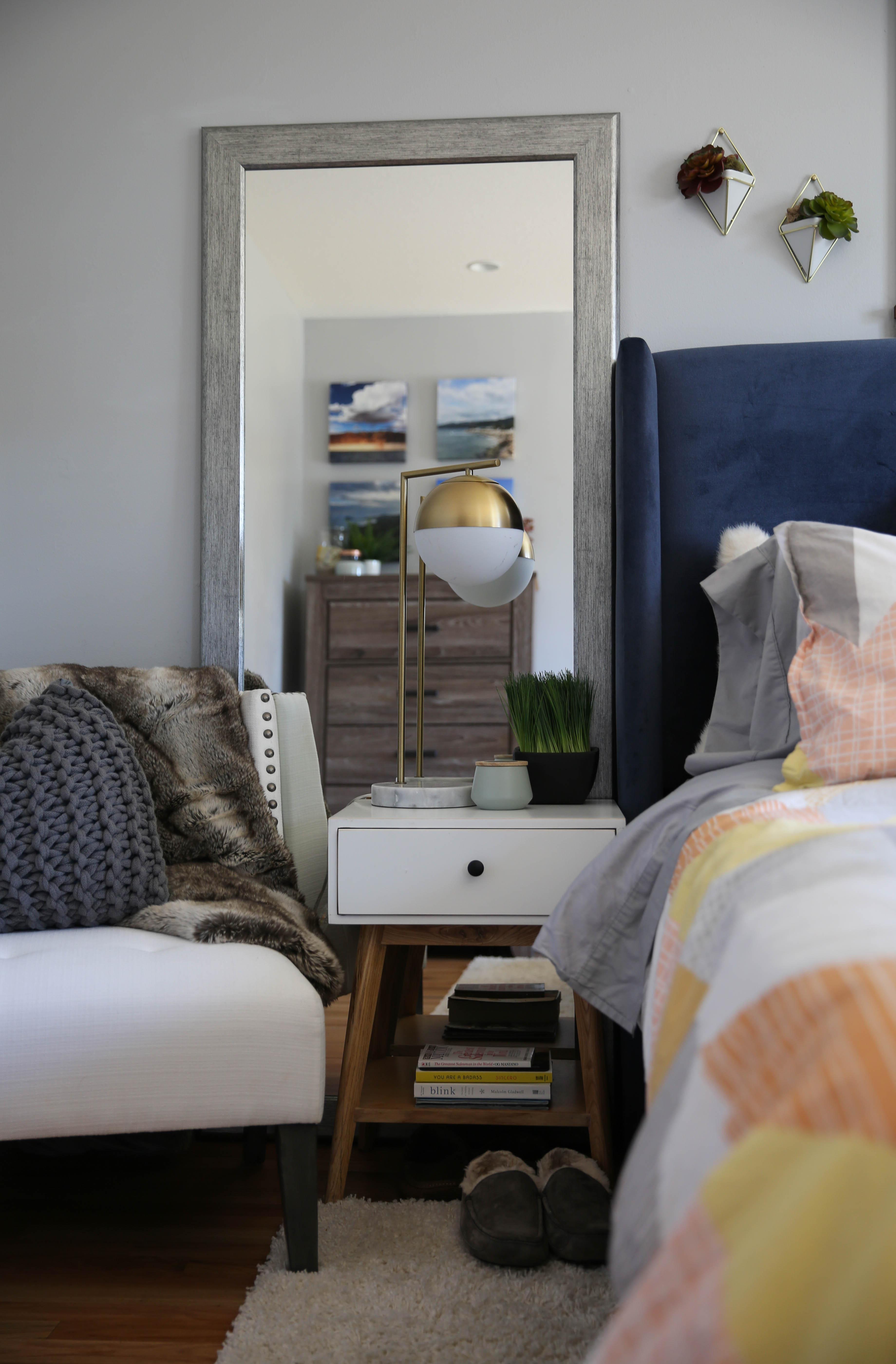 PaleOMG Spring Redecorating in the Bedroom