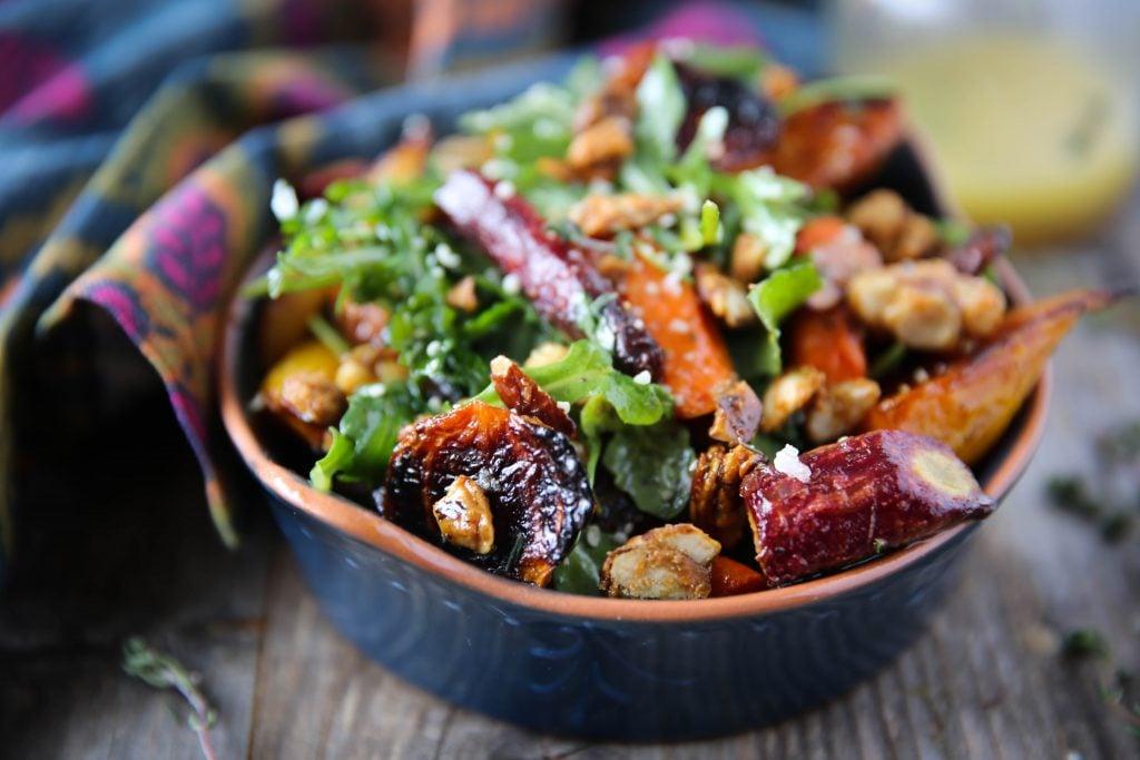 PaleOMG Carrot & Beet Salad