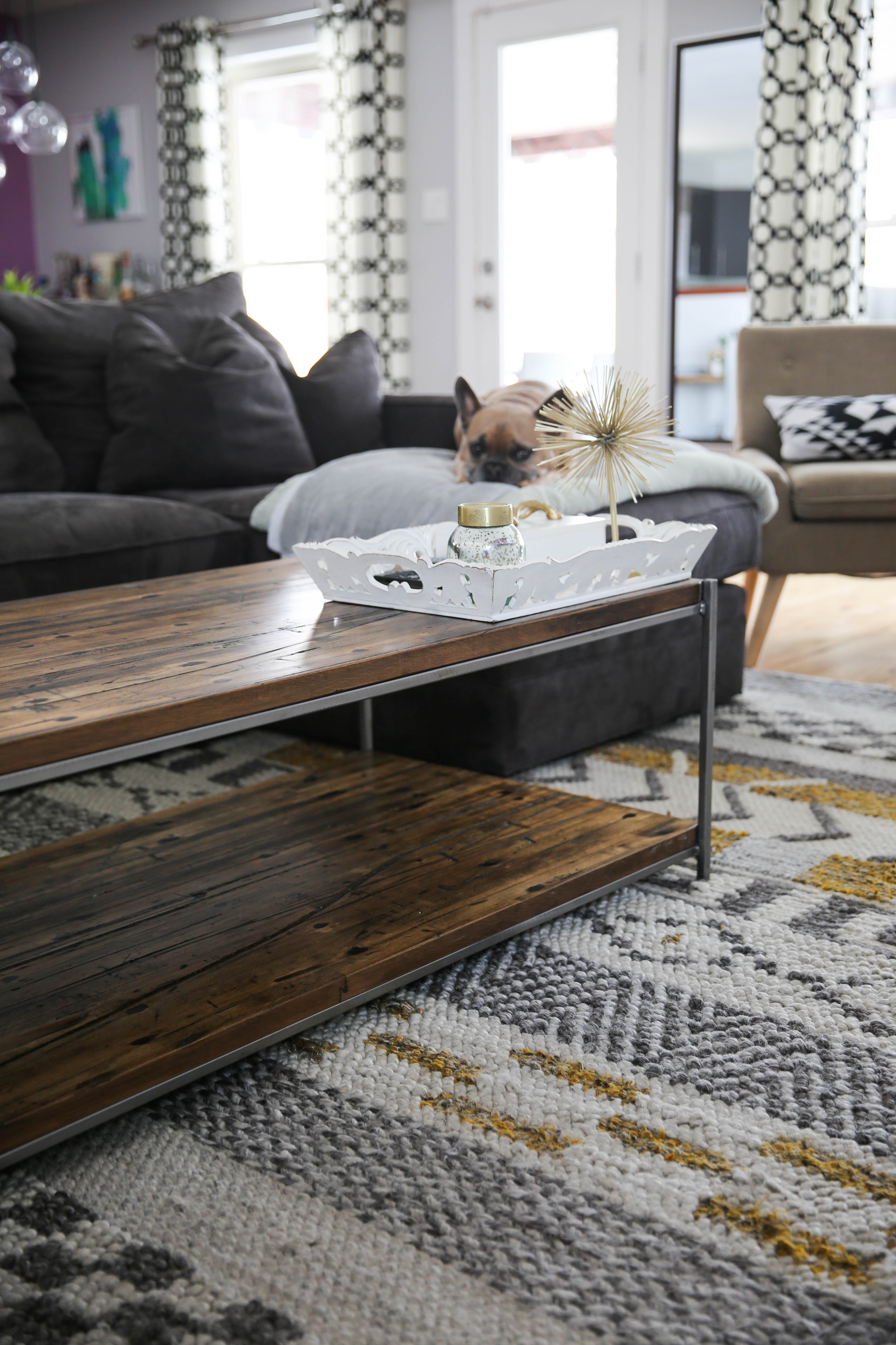 PaleOMG - Finding the Perfect Statement Rug for Your Room