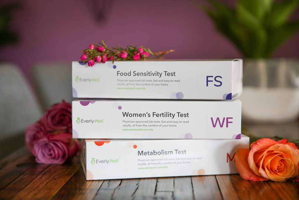 Testing Your Metabolism at Home with EverlyWell (+special discount!)