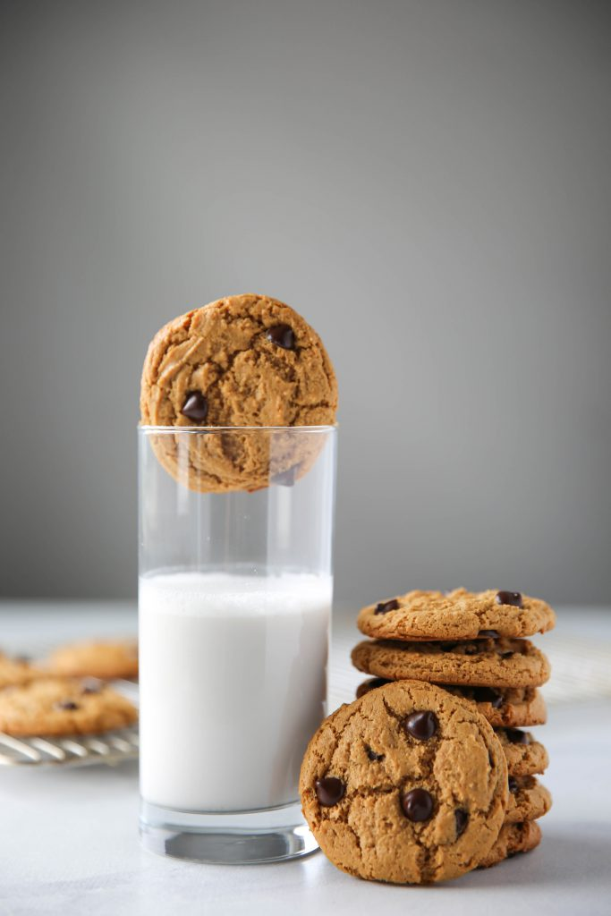PaleOMG Collagen Chocolate Chip Cookies