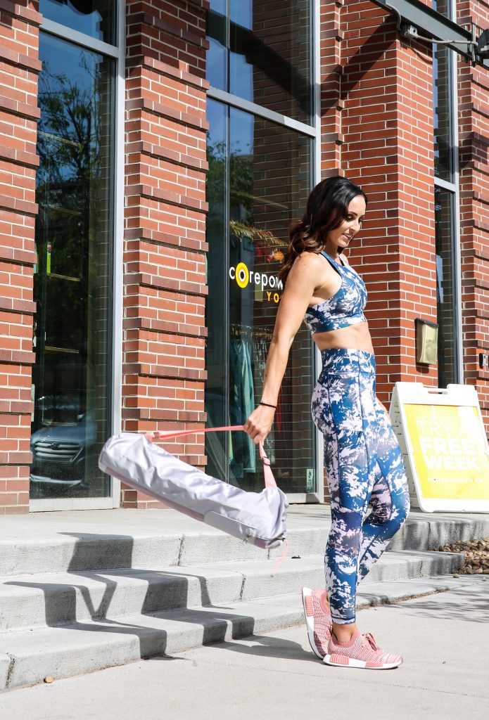 PaleOMG - The Perfect Yoga Sculpt Attire