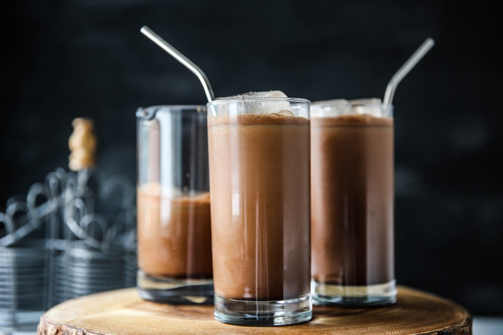 PaleOMG Iced Collagen Mocha Lattes (+ new cooking video!)
