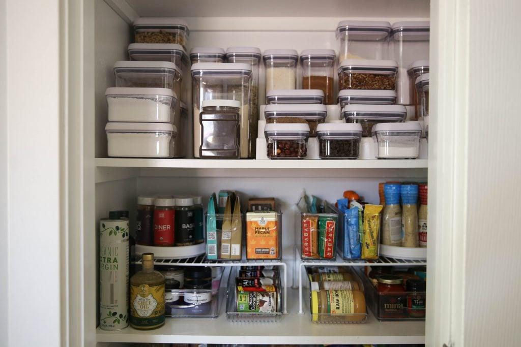 PaleOMG Organizing The Pantry + Pantry Staples