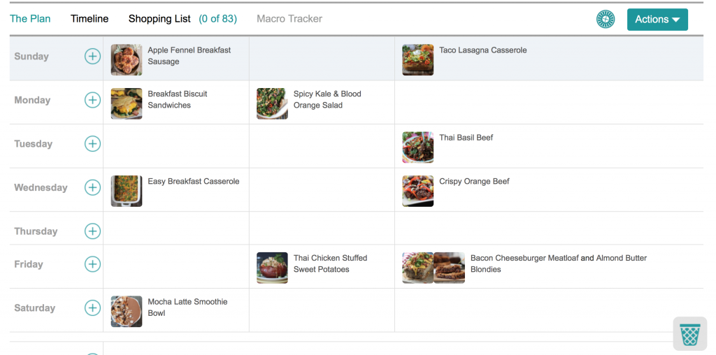 PaleOMG - Back to School Meal Planning Made Easier Than Ever with Real Plans