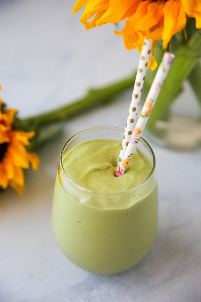 PaleOMG Sweat & Snack Series: Endurance Workout and Green Mango Smoothie
