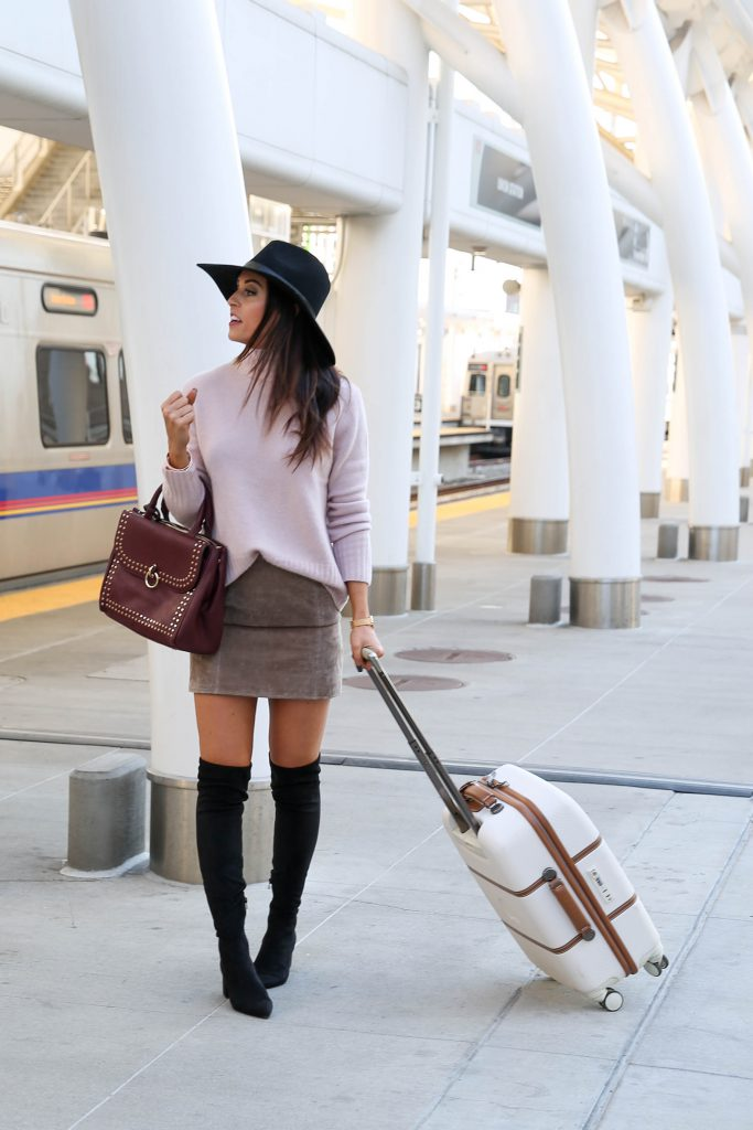 PaleOMG - Holiday Travel Outfit Essentials