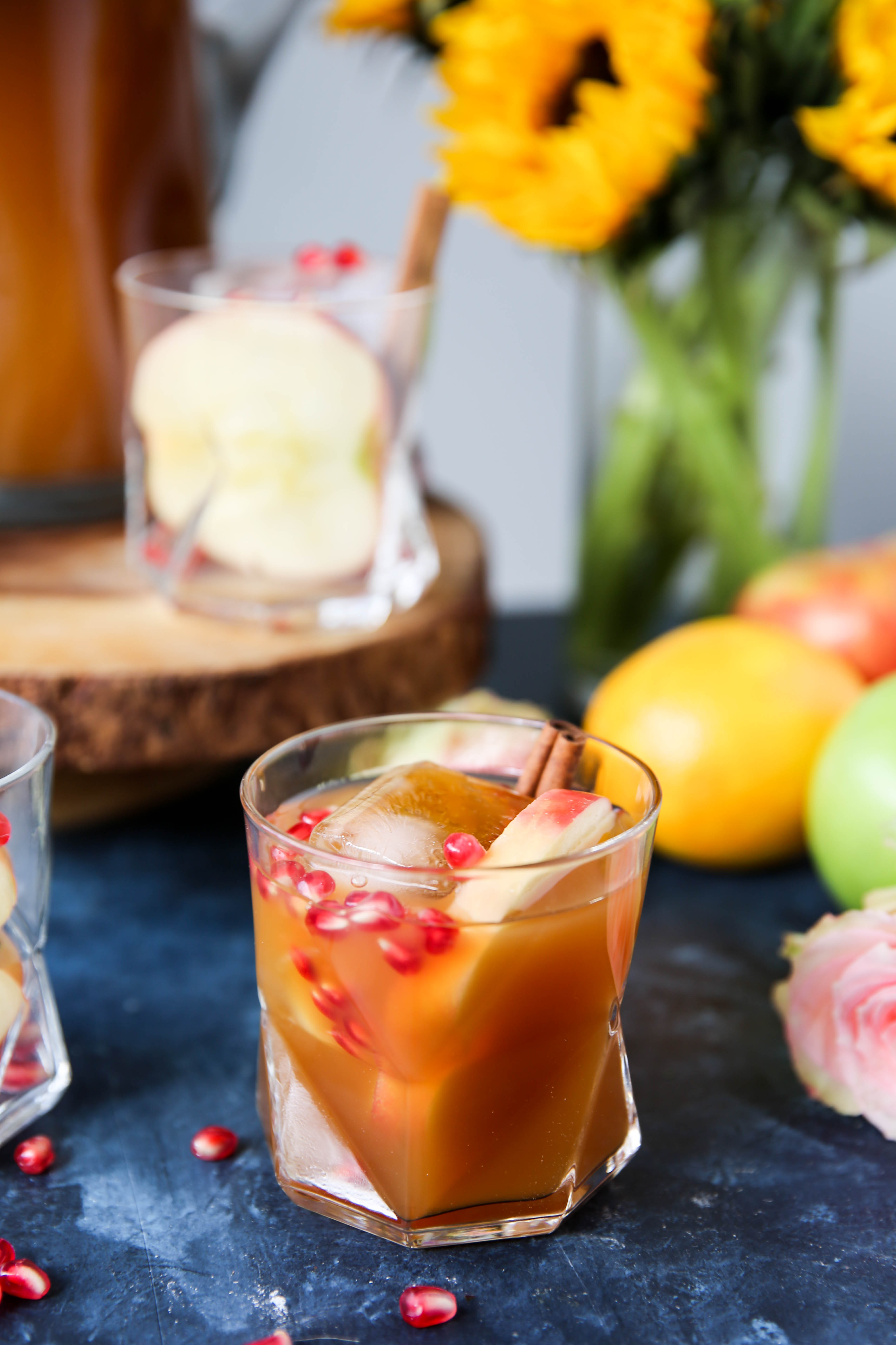 PaleOMG Apple Cider Vodka Punch