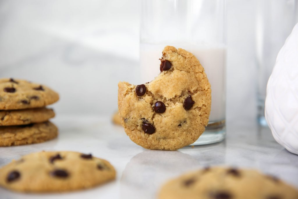 PaleOMG Egg and Nut Free Chocolate Chip Cookies