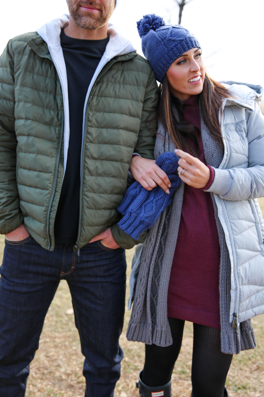 PaleOMG - Bundling Up Together This Holiday Season