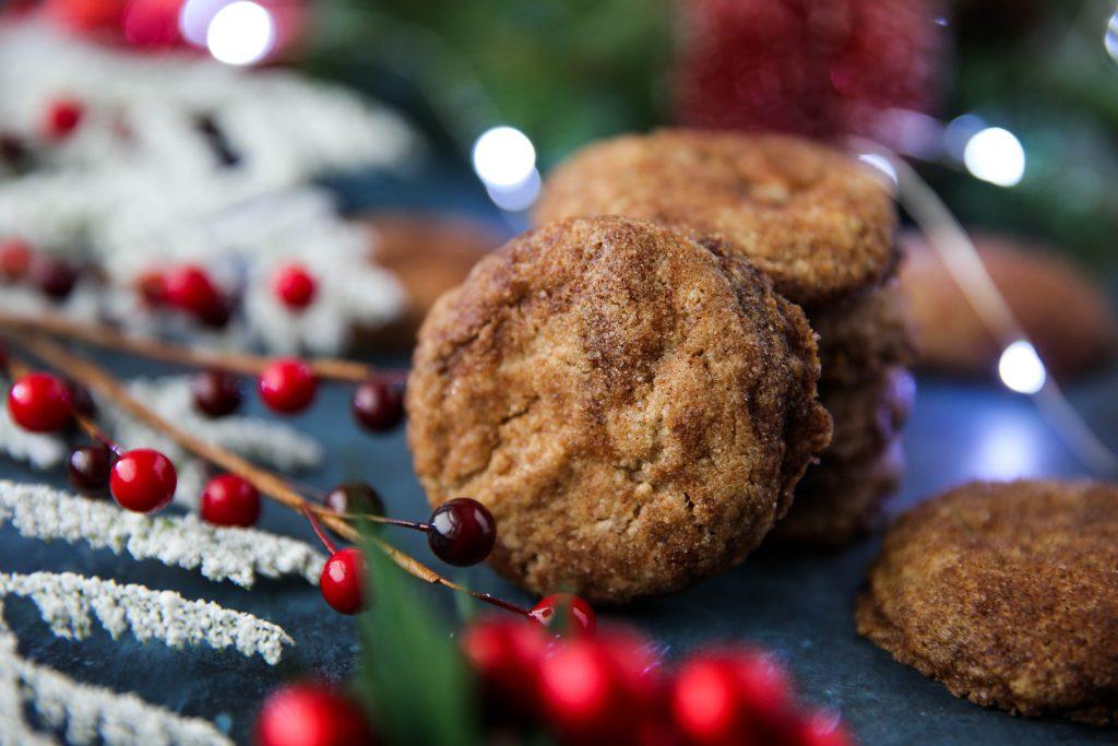 PaleOMG Egg & Nut Free Snickerdoodle Cookies