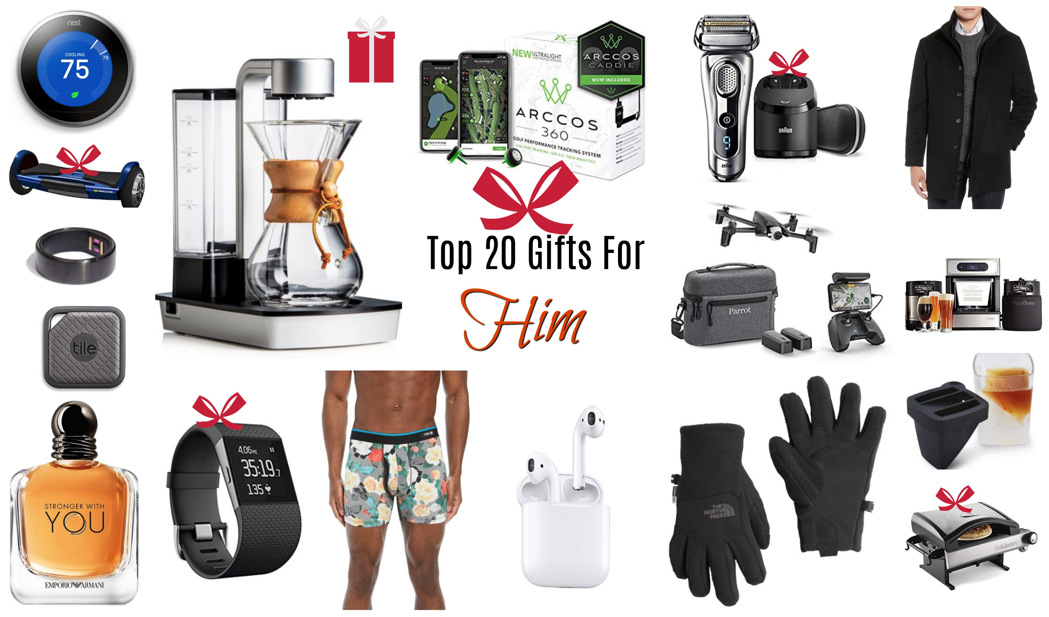 Top 20 Gifts For Him Paleomg