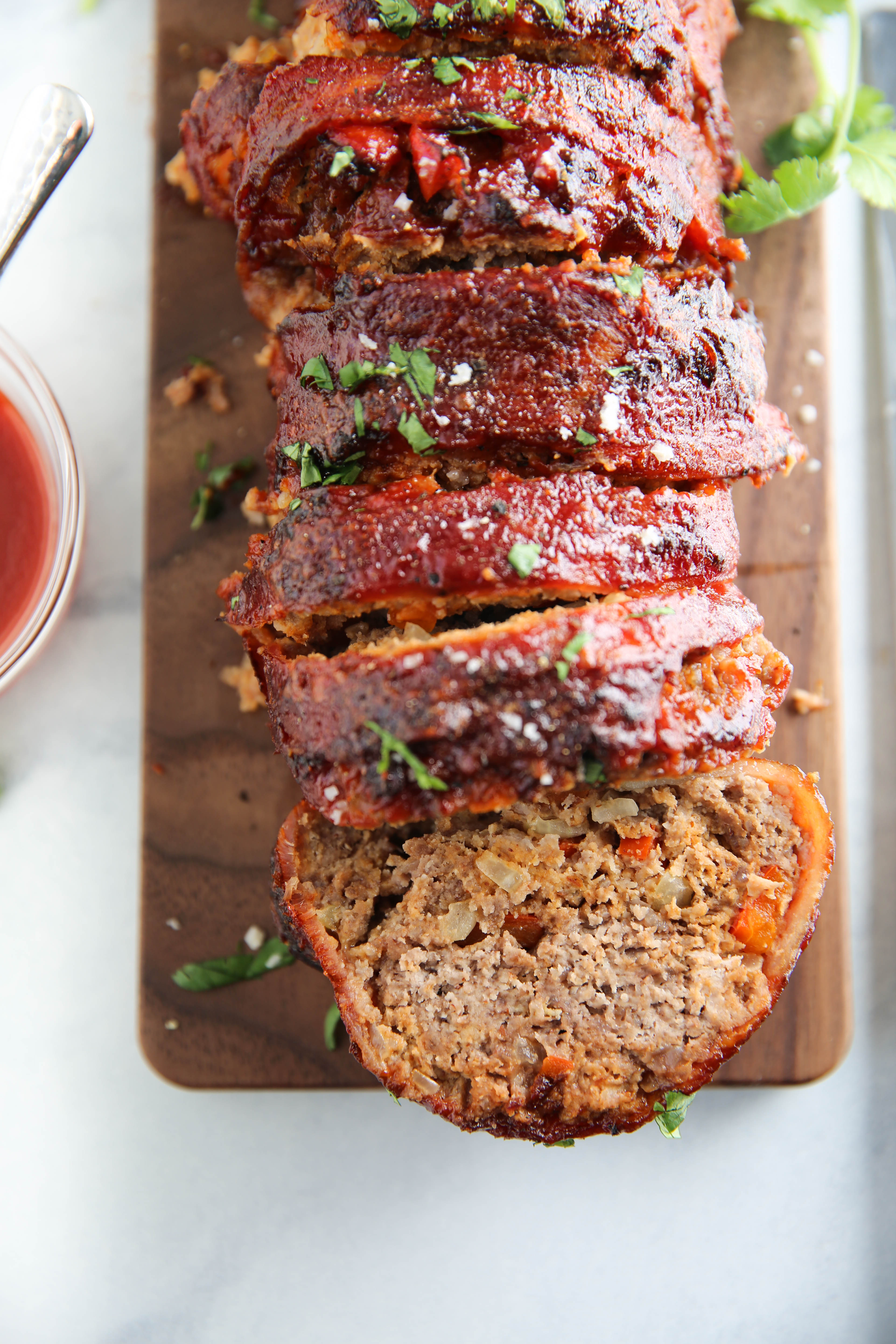 PaleOMG Air Fryer Meatloaf