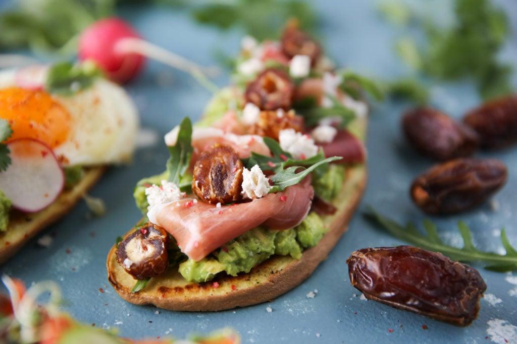 PaleOMG Avocado Toast Three Ways