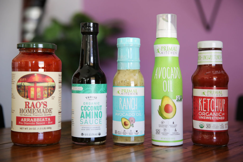 Clean Eating Made Easy with Better Product Choices & Substitutions