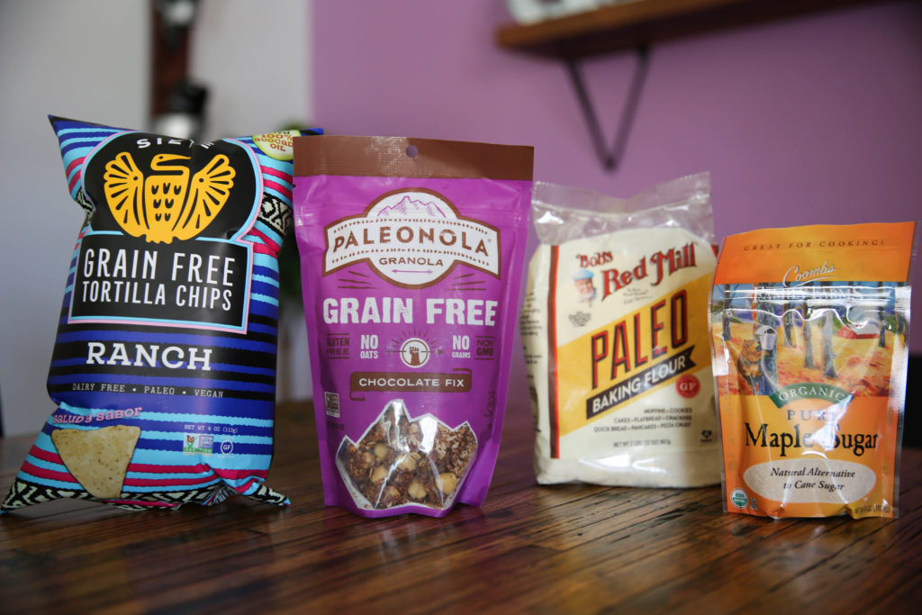 PaleOMG - Clean Eating Made Easy with Better Product Choices & Substitutions