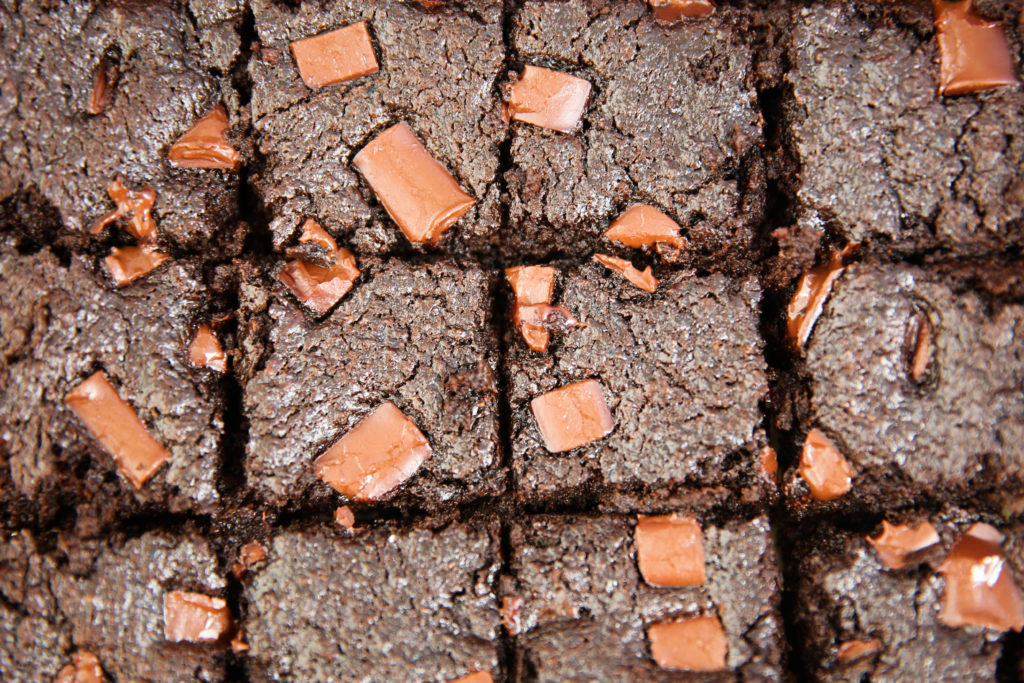 PaleOMG Extra Fudgy Secret Ingredient Brownies