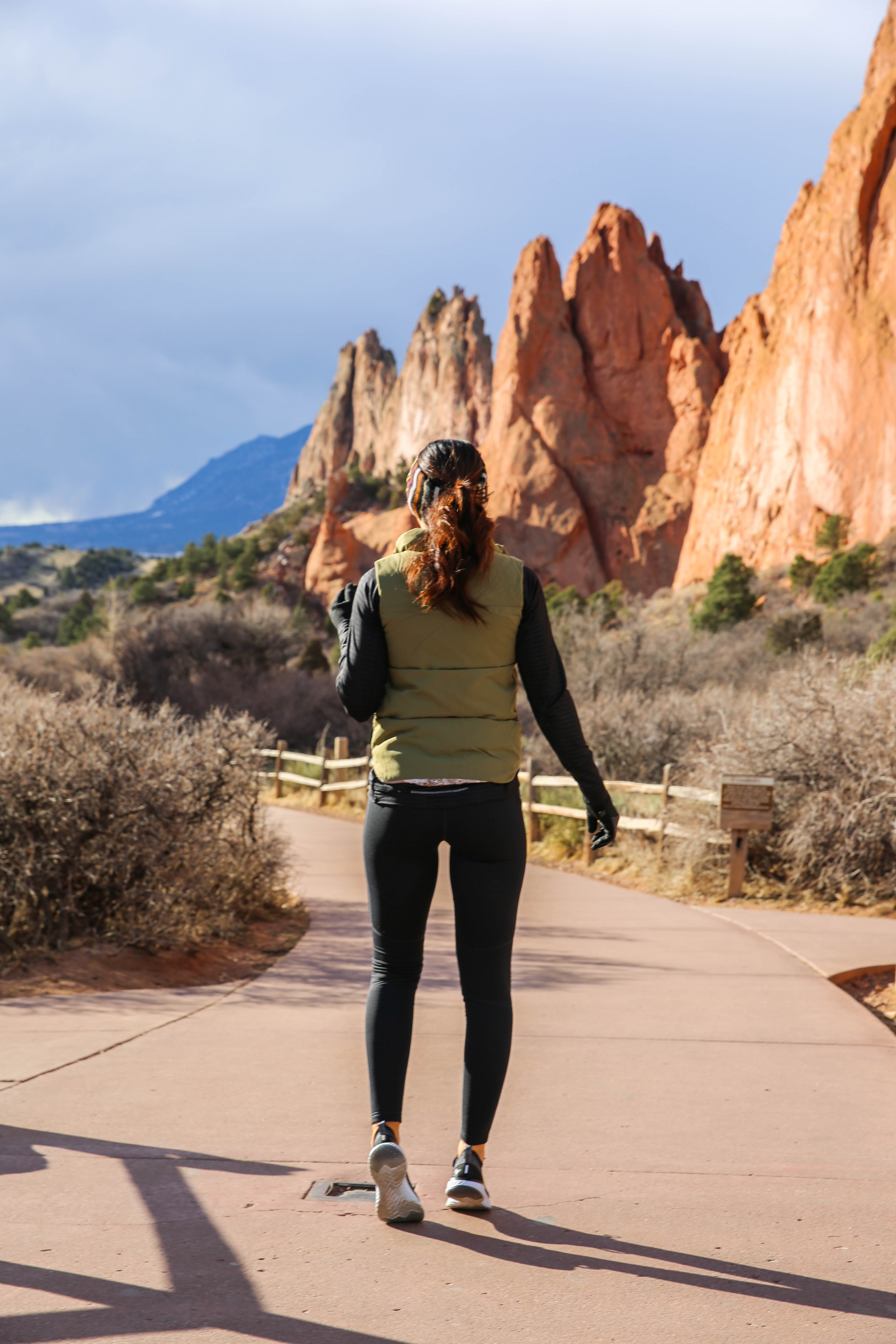 Taking My Running Goals to Garden of the Gods