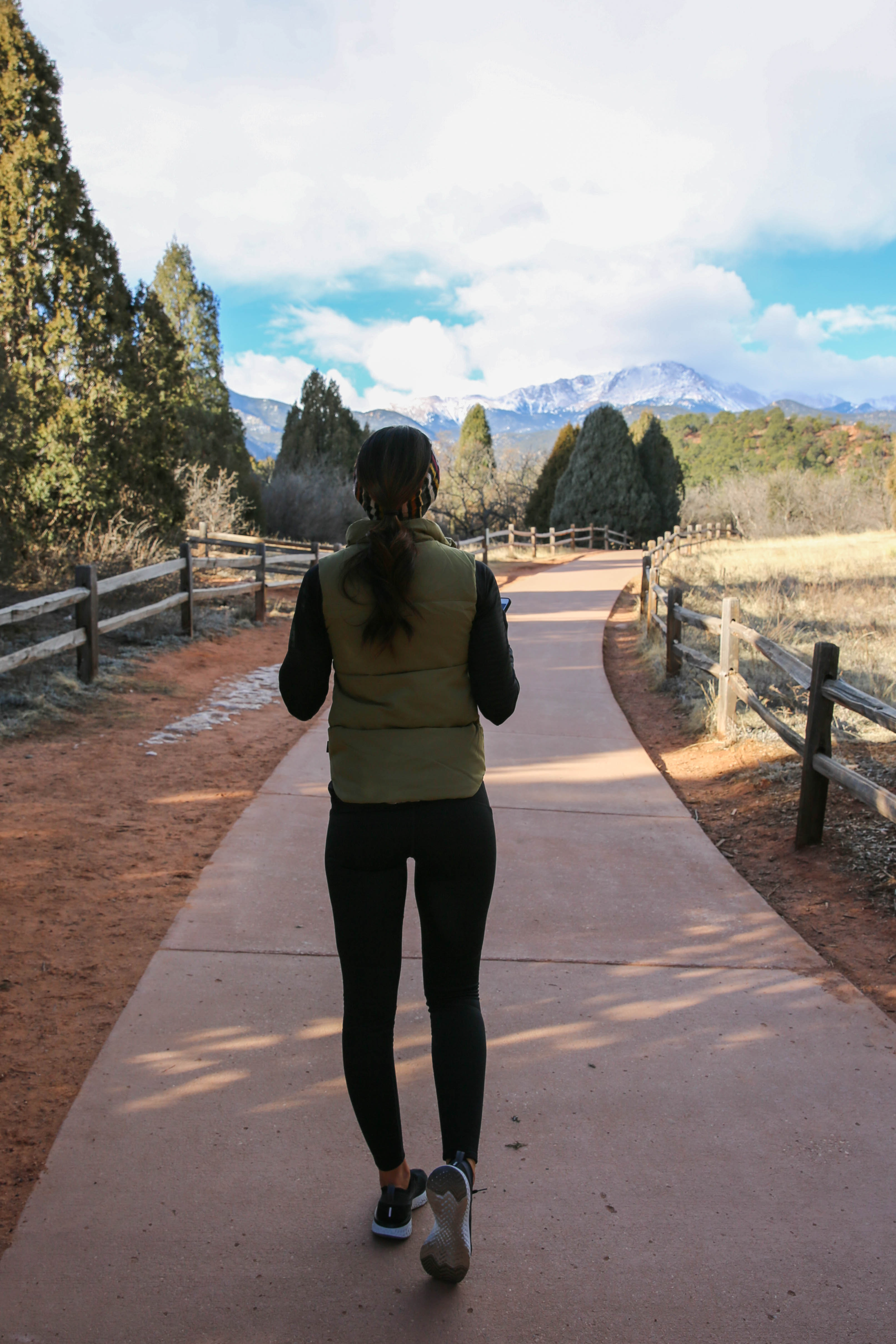 PaleOMG - Taking My Running Goals to Garden of the Gods