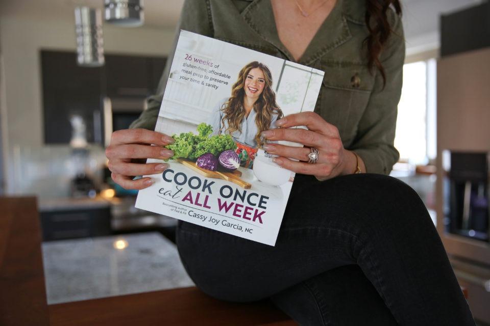 Cook Once, Eat All Week Cookbook Review - PaleOMG.com