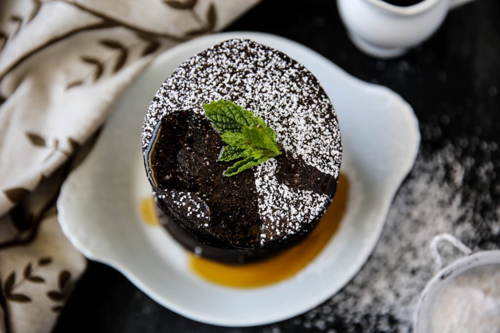 PaleOMG Secret Ingredient Chocolate Pancakes