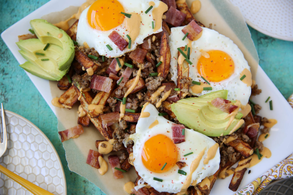 PaleOMG Breakfast Fries
