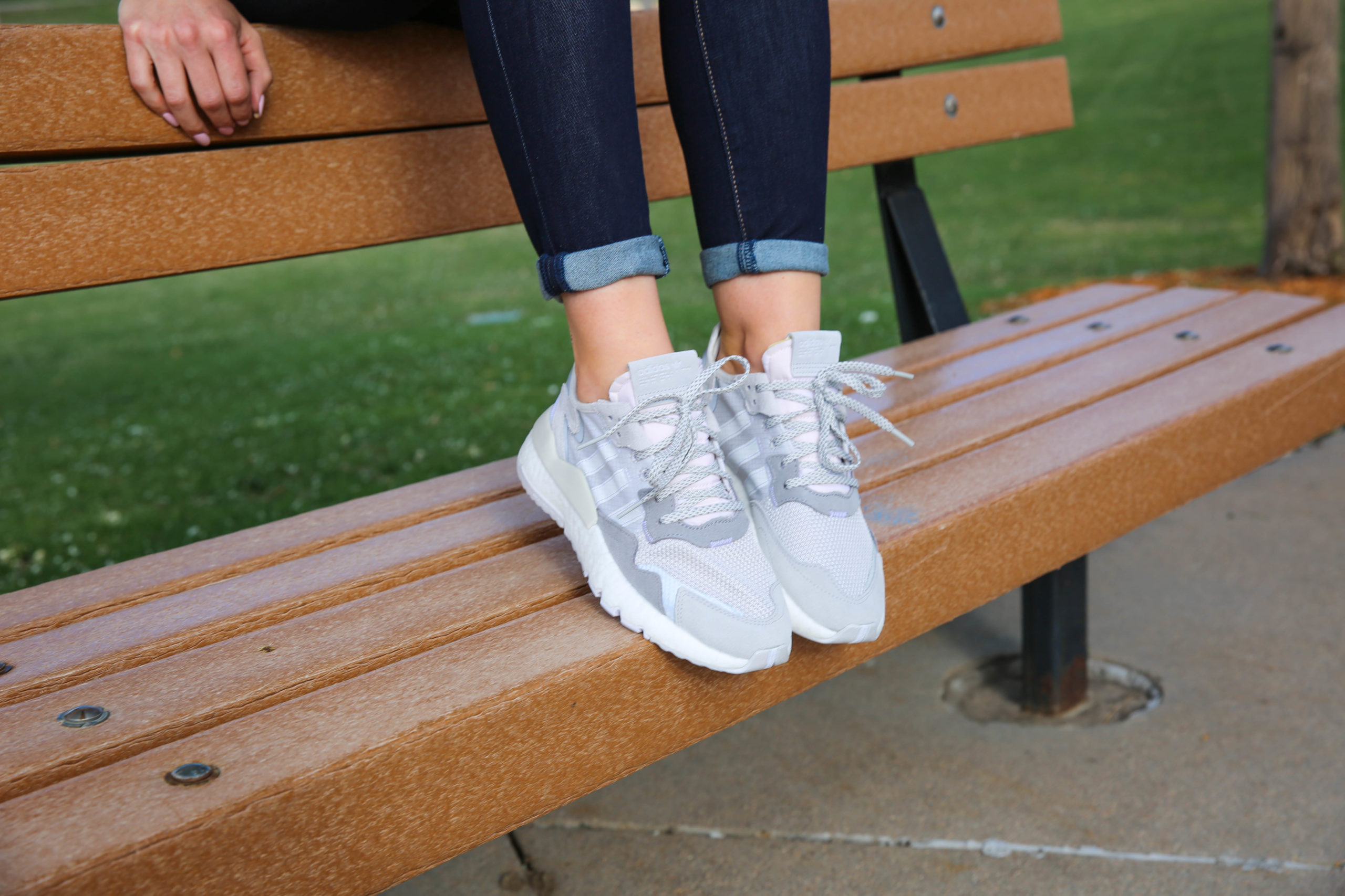 adidas nite jogger womens